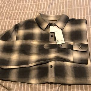 Vince size S casual button down